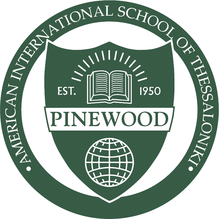 pinewood logo green