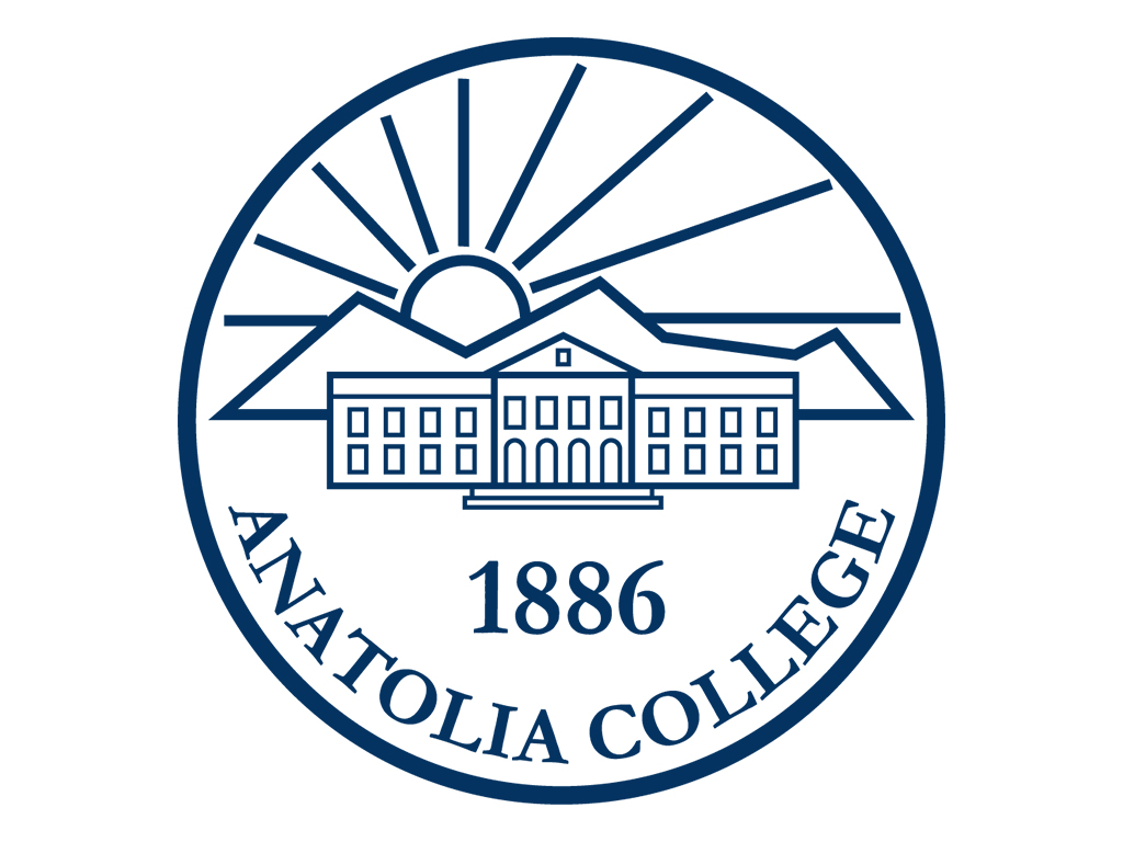 anatolia institutional logo blue