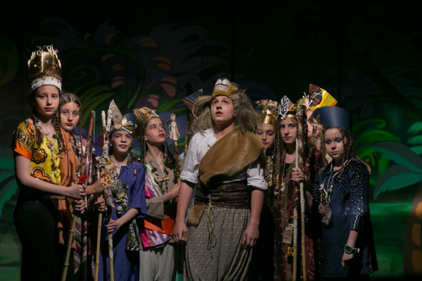 The Lion King από το Anatolia Elementary School English Drama - Music Club