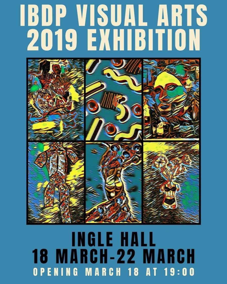 IB Visual Arts Exhibition 2019