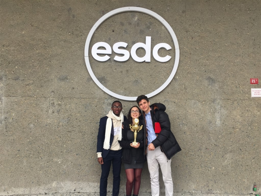 Remarkable Success for Anatolia Student in International Debate Championship