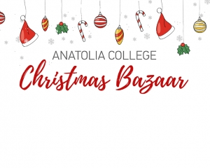 Christmas Bazaar at Anatolia College