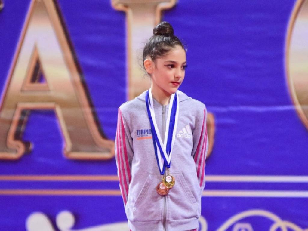 Δύο μετάλλια στο 3ο Διεθνές Meeting Ρυθμικής Γυμναστικής Royal Crown