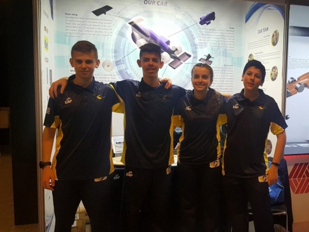 Οι Anatolian Racers στους παγκόσμιους τελικούς της «F1 in Schools»
