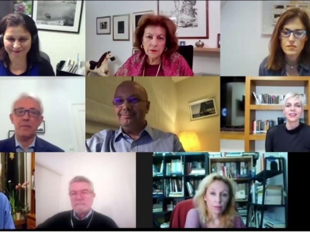 Παρουσίαση του βιβλίου «Γεφυρώνοντας Πολιτισμούς με την Εκπαίδευση» του William McGrew στη 17η Διεθνή Έκθεση Βιβλίου Θεσσαλονίκης