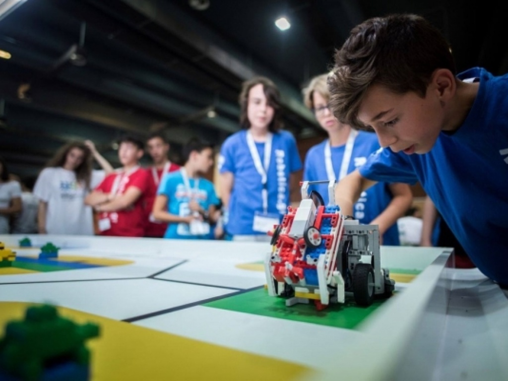 Ημερίδα για τον Πανελλήνιο Διαγωνισμό Εκπαιδευτικής Ρομποτικής 2019