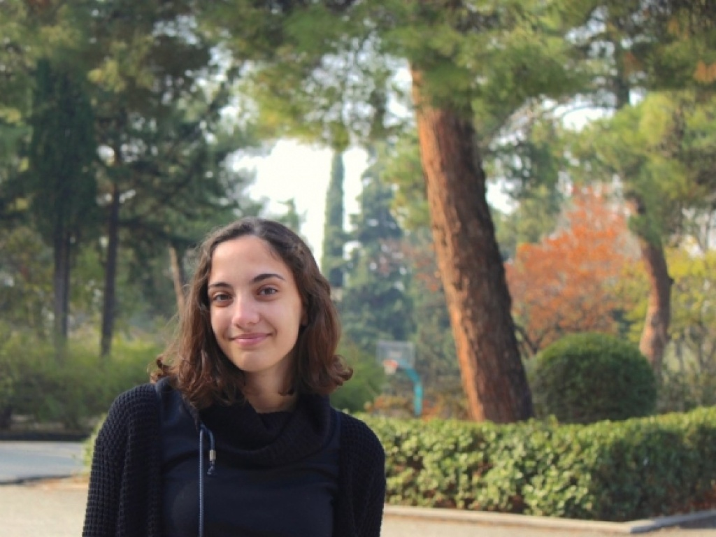 Στο Princeton με υποτροφία η Μαριλένα Ζίγκα