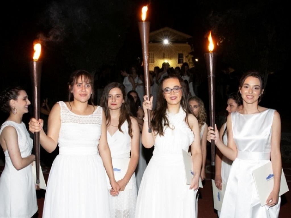 Τελετή αποφοίτησης Anatolia High School