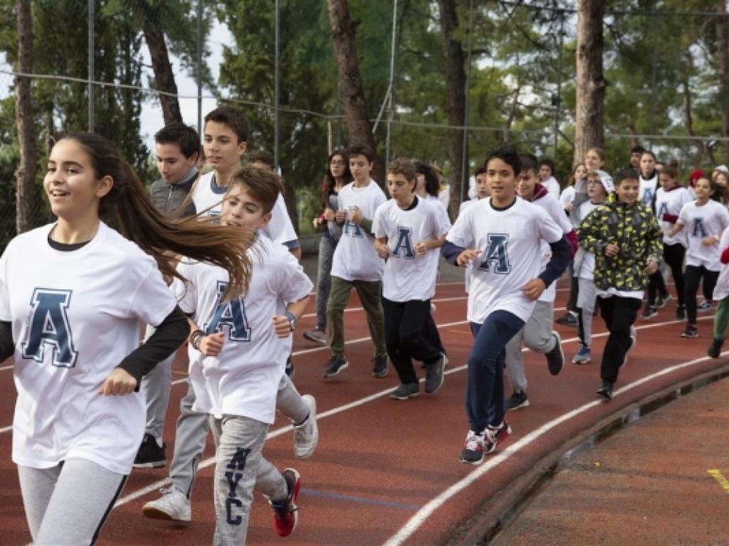 10ος ετήσιος Φιλανθρωπικός Αγώνας 3K Run