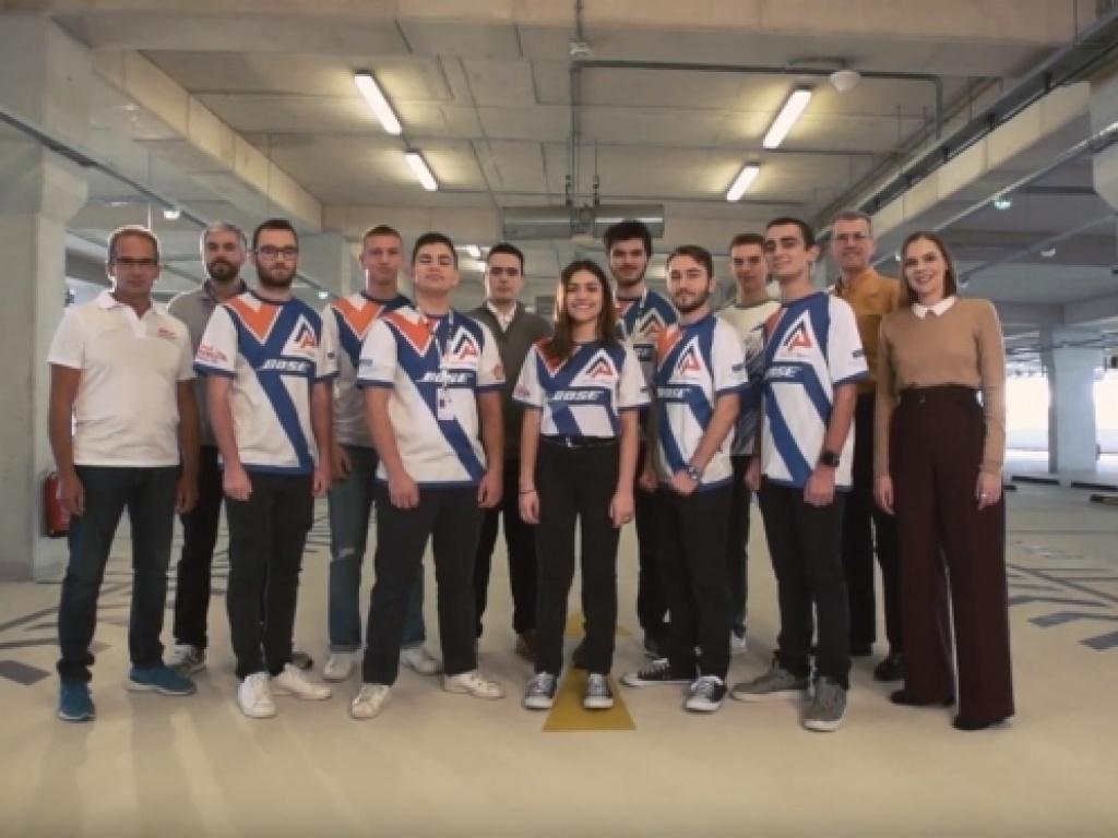 Το Κολλέγιο Ανατόλια, η ομάδα RESET και ο Νίκος Σαμαράς στο βίντεο του...