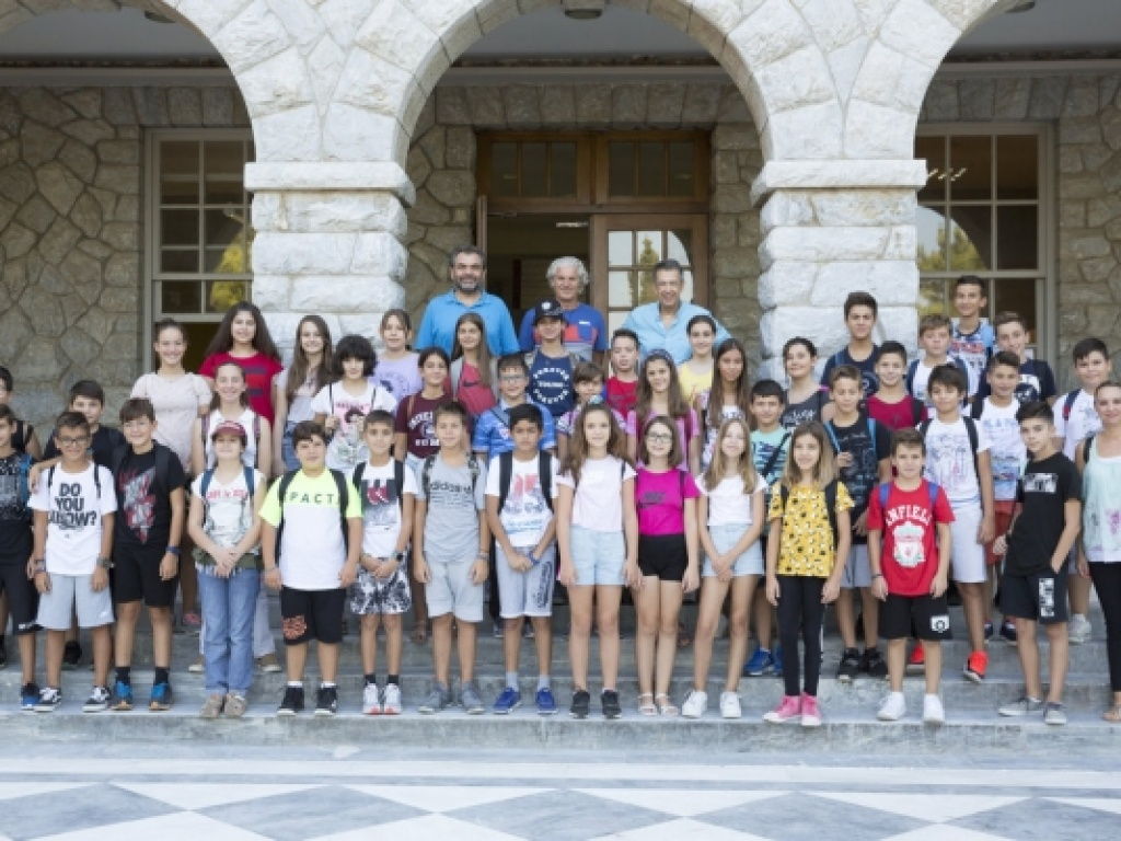 Το Θερινό Σχολείο Φυσικής για μία ημέρα στο Κολλέγιο Ανατόλια