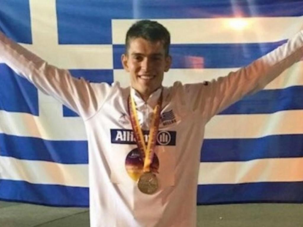 Ασημένιος πρωταθλητής Ευρώπης ο Μαλακόπουλος στα 200μ.