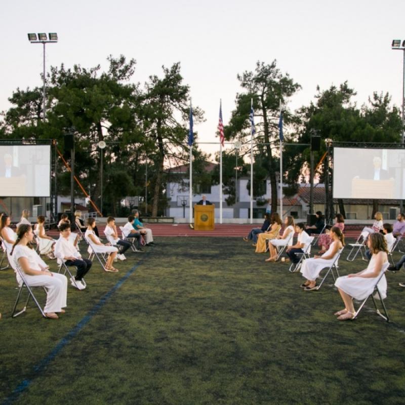 Οι τελειόφοιτοι του AES έβαλαν «πλώρη» για το Γυμνάσιο