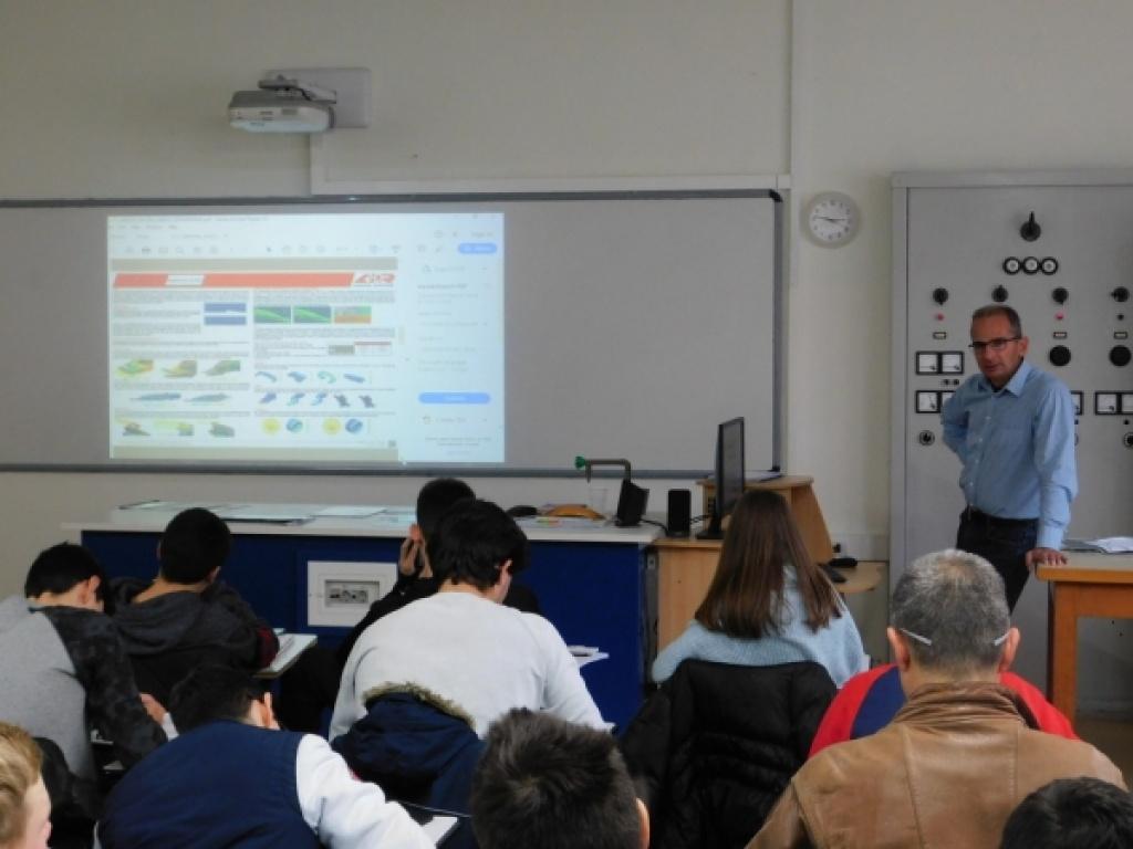 Ημερίδα F1 in Schools για τις ομάδες της Βόρειας Ελλάδας  στο Κολλέγιο Ανατόλια