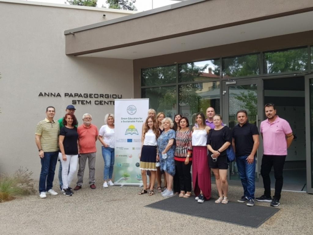 Επιμόρφωση καθηγητών από την Ευρώπη και την Ελλάδα στο πλαίσιο του Erasmus+