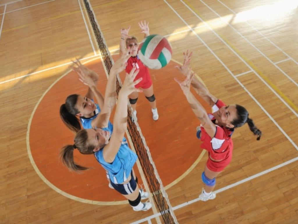 To European Volleyball Exposure (EVE) στο Κολλέγιο Ανατόλια